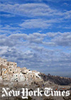 The ancient caves of Matera, in Basilicata, now repurposed. Susan Wright for The New York Times