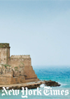 Fortezza Aragonese in Isola Capo di Rizzuto. Susan Wright for The New York Times